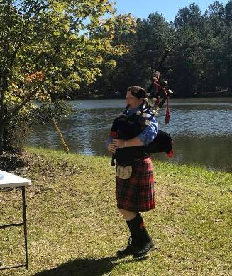 Bagpiping on the Competition Boards